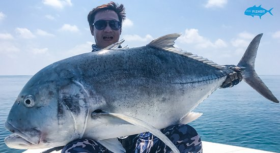 Atoll Fisher: Guest Photo