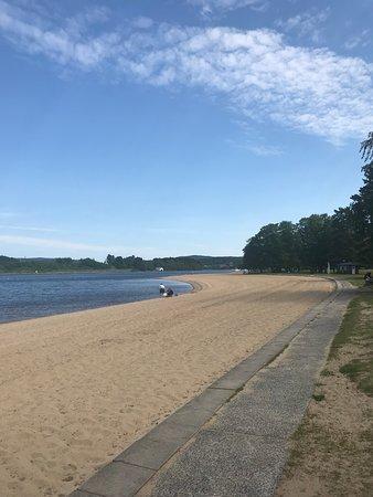 hamresanden strand