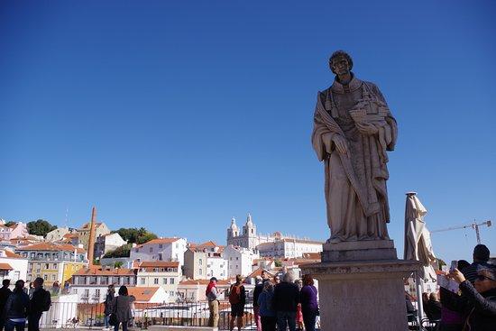 Estatua de S.Vicente