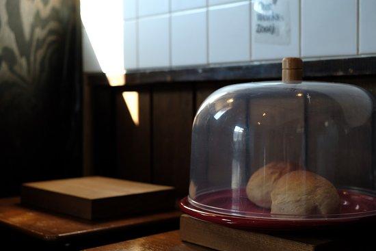 スペルト小麦で作ったパン