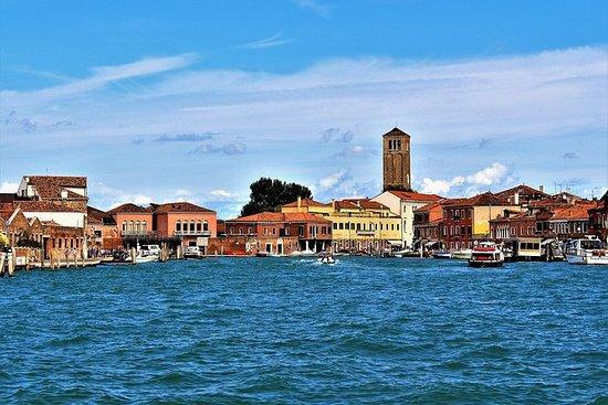 Crociera su mezzo pubblico a Murano