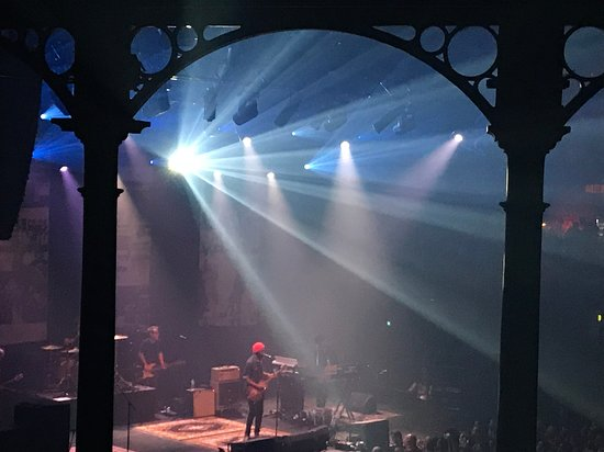 Roundhouse: Gary Clark Jnr on stage