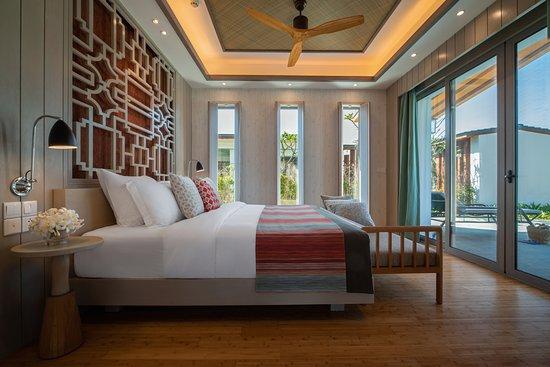 Beachfront Private Pool Villa