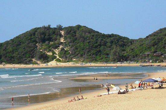 ポンタデオウロビーチへの1日旅行