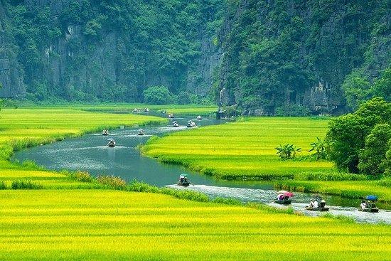 2-tägiger Luxus in Ninh Binh: Hoa Lu...