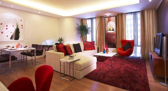 Fraser Suites CBD Beijing: Lobby