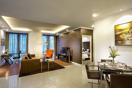 Fraser Suites CBD Beijing: Guest room