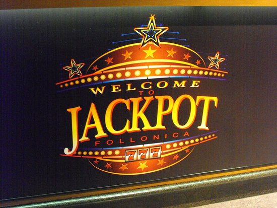 Welcome to Jackpot