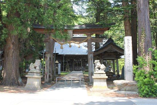 Kokoroshimizu Hachiman Shrine