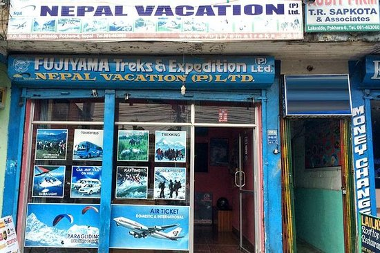 Nepal Vacation P. ltd.