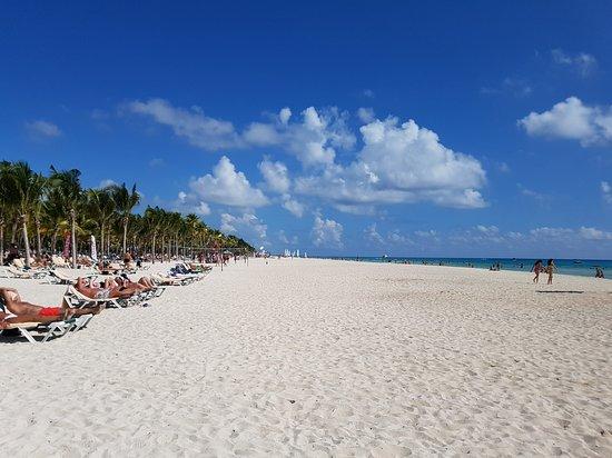 Hotel Riu Yucatan : Can this be beaten?