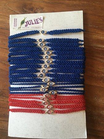 Bracelets from Julie