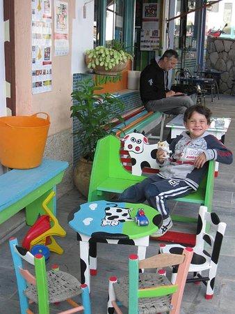 Children area :)