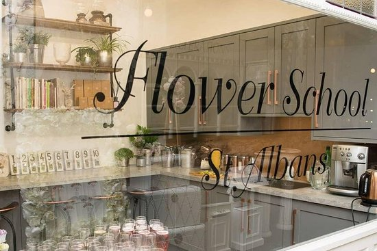 Flower School St Albans