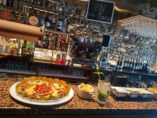 Cosniga-Zoppe, Włochy: I nostri cicchetti