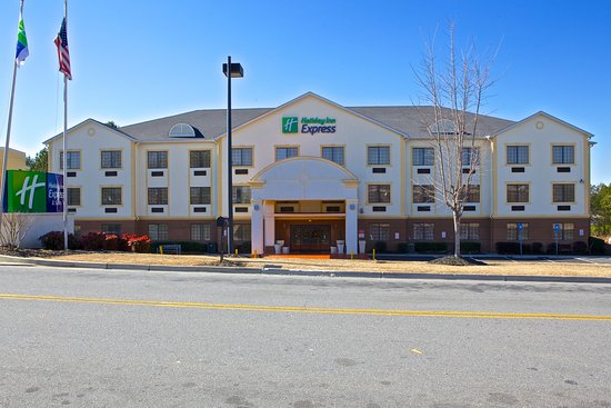 Good Place To Stay Review Of Holiday Inn Express