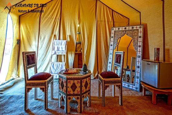 Caravane du Sud: Taragalt Luxury Desert Camp à Erglihoudi