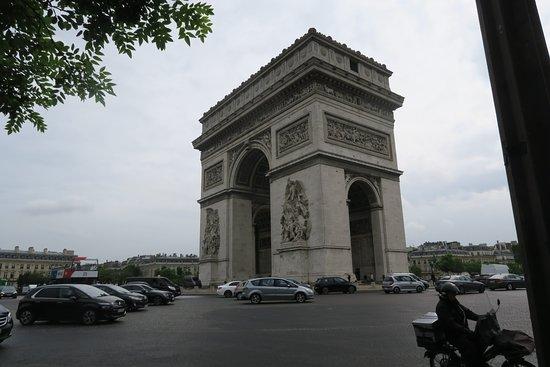 Αψίδα του Θριάμβου: 凱旋門