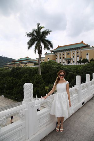 Μουσείο Εθνικών Ανακτόρων: The most beautiful palace on Taiwan.