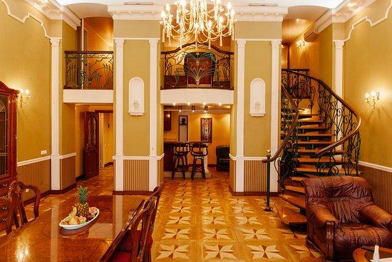 Londonskaya Hotel: Luxe