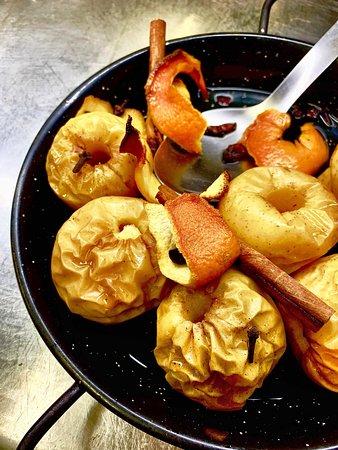 ATN Restaurant: Poma al forn