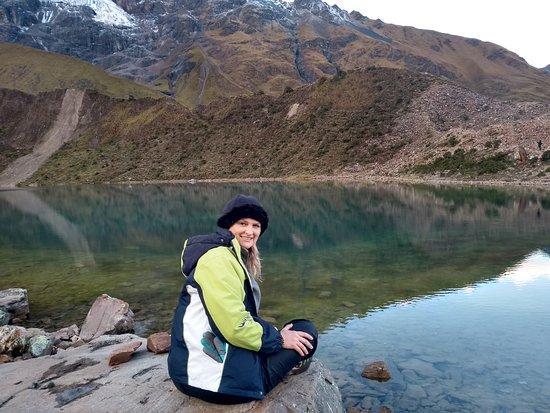 Inka Power: Laguna de Humantay !
