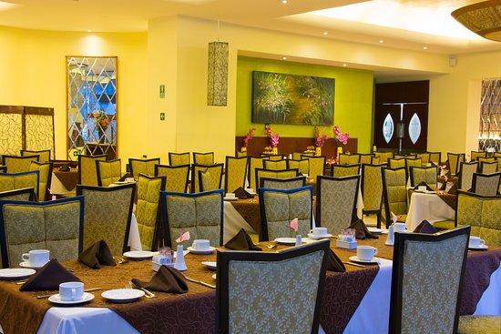 Crowne Plaza Hotel de Mexico: Restaurant