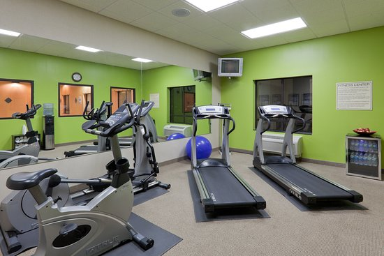 Holiday Inn Carbondale Conference Center: Health club