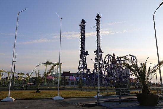 Soči, Rusko: Парк развлечений, Сочи