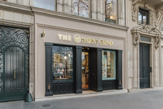 The Whisky Shop Paris