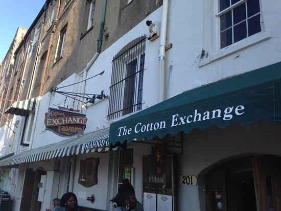 The Cotton Exchange Tavern & Restaurant: Streetview