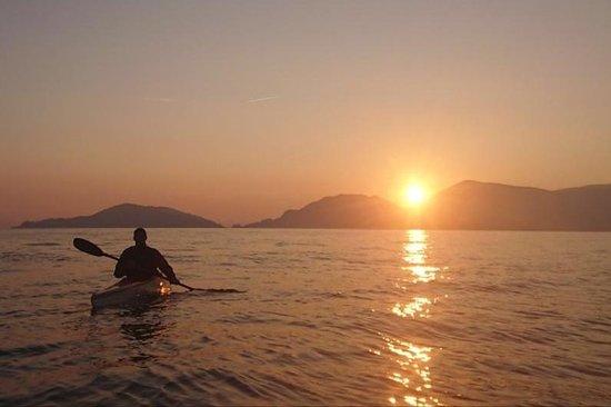 Kayak La Spezia