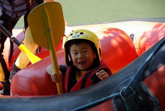 Ur Ederra Rafting: canoé bidarray