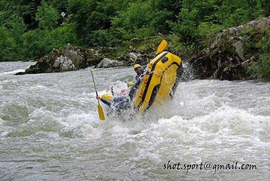 Ur Ederra Rafting: canoé itxassou