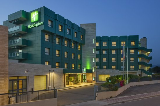 Free IHG Rewards Night Stay - Review of Holiday Inn Cagliari