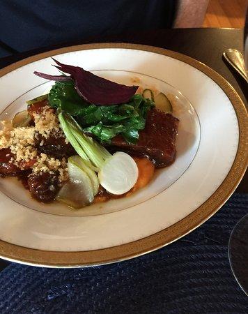 SEASONED-An American Bistro: Colorado lamb