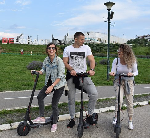 E-Around Electric Scooter Rental & Tours