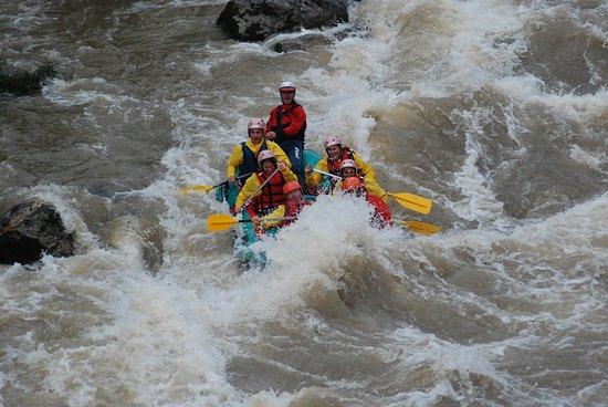 Ur Ederra Rafting: canoé saint jean pied de port