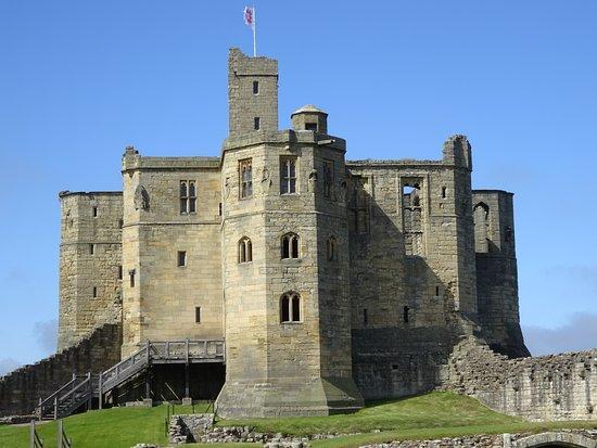 Warkworth Castle & Hermitage: Castle Keep