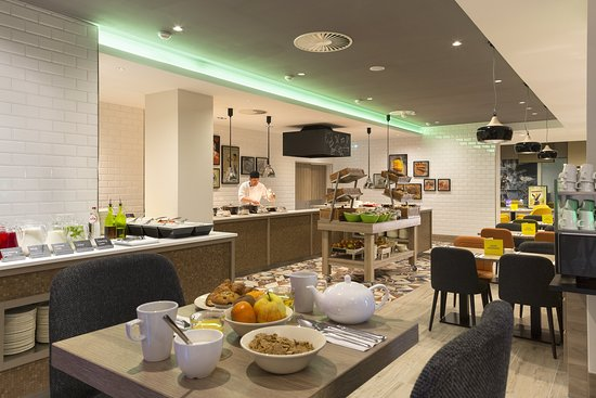 Holiday Inn Amsterdam: Restaurant