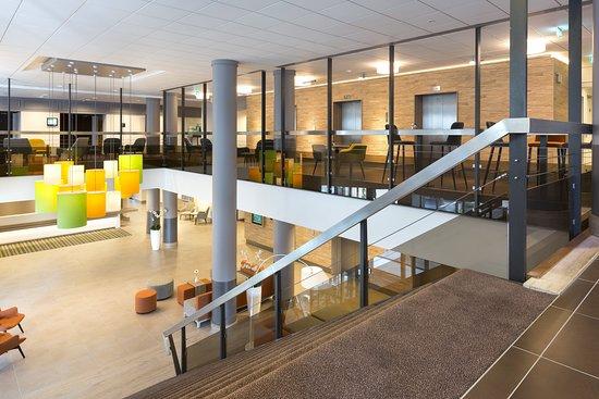 Holiday Inn Amsterdam: Lobby
