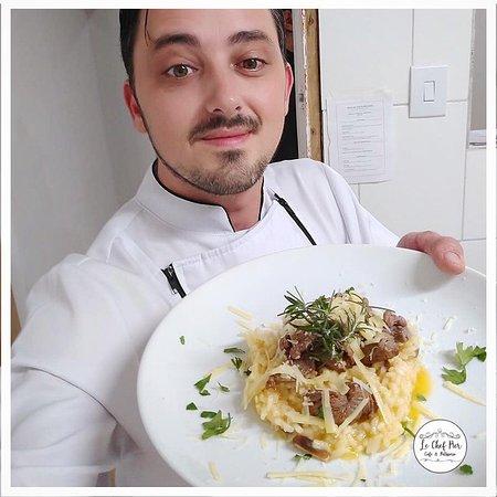 Chef Pedro Moretto