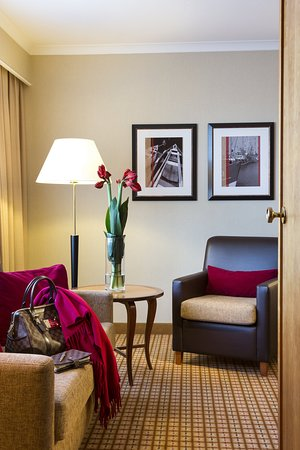 Crowne Plaza Amsterdam - Schiphol: Guest room