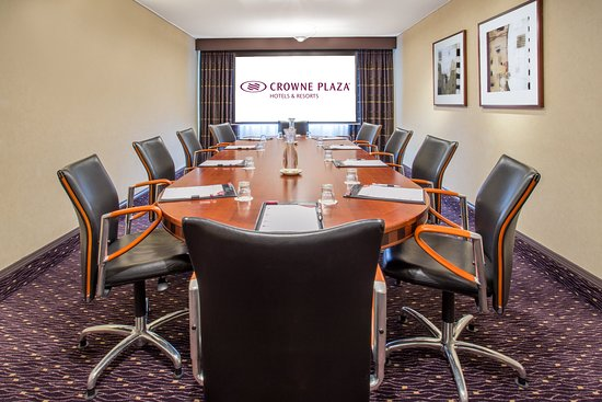 Crowne Plaza Amsterdam - Schiphol: Meeting room