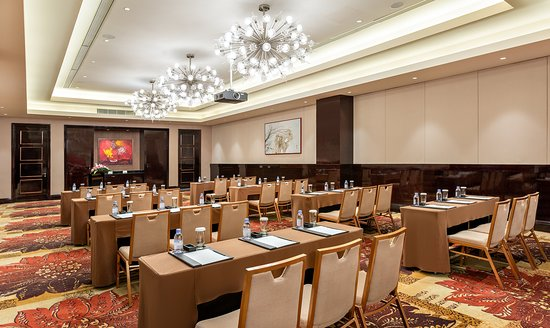 InterContinental Hotel Wuxi: Meeting room