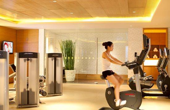 InterContinental Hotel Wuxi: Health club