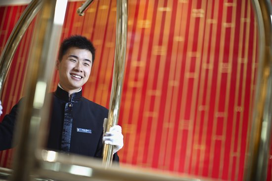 InterContinental Hotel Wuxi: Lobby