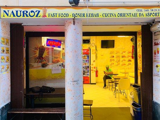 Benvenuti sulla pagina ufficiale di Nauroz doner kebab and fast food , cucina orientale anche da asporto