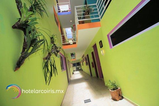 Hotel ArcoIris: El hotel más cautivador y amable de Tulum Instalaciones nuevas