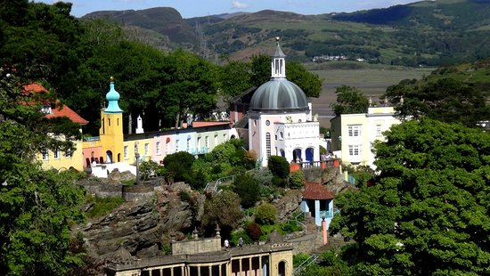 ‪Portmeirion Village‬
